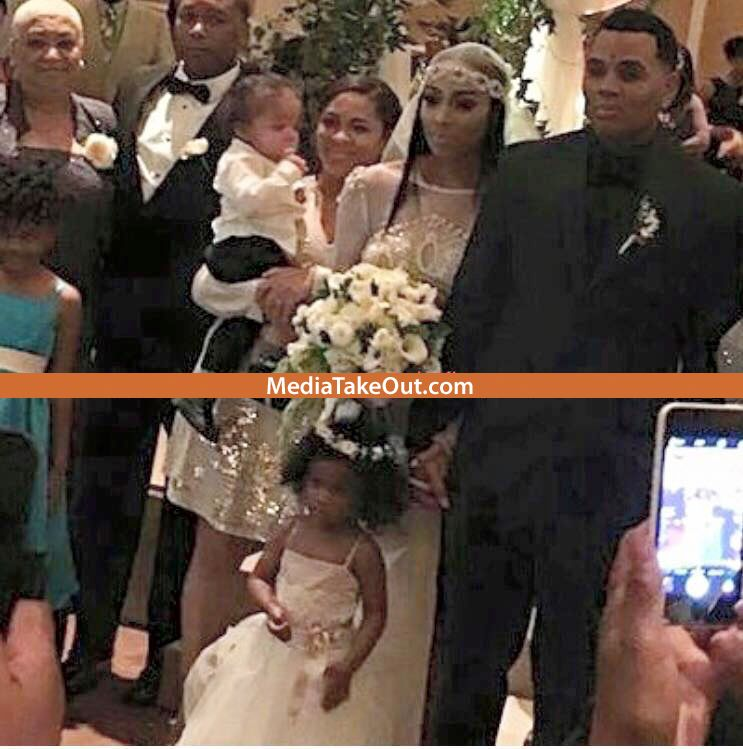 Kevin gates wedding pictures