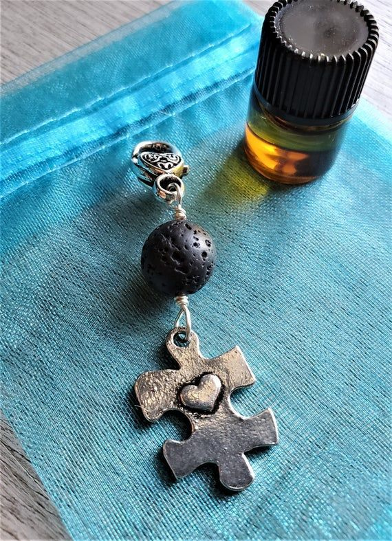 Aromatherapy or Amethyst Pet Jewelry Missing Piece to My