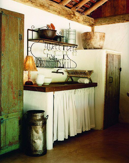 M s de 25 ideas incre bles sobre casa de campo en for Decoracion cocinas rusticas campo