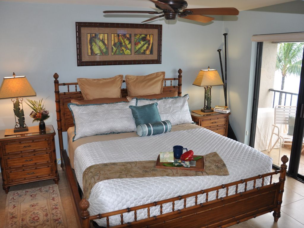 5 star master bedrooms  Five Star InspiredNEWLY Remodeled direct Ocean Front  Cleanses