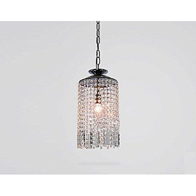 60w modern contemporary crystal metal pendant lights livi https
