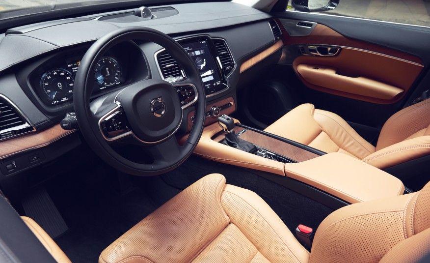 2017 Volvo Xc90 Interior Steering Wheel Gear Shift Knob Volvo Xc90 Pinterest Volvo Xc90