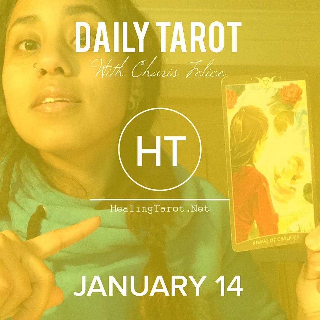 tarot reading january 14