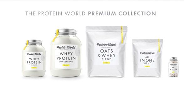 protein sverige