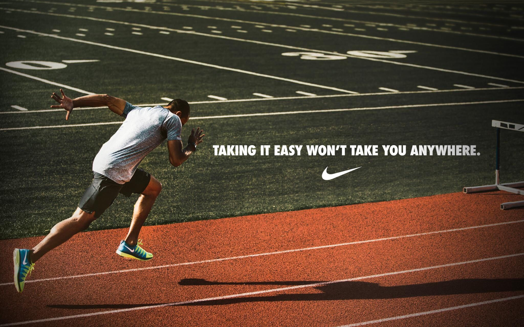 Nike motivation quote · Nike Running ...
