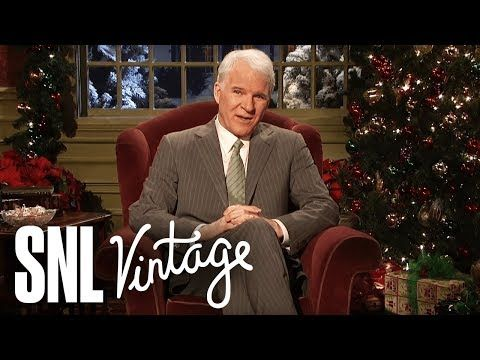 steve martin lists all his holiday wishes children singing in the spirit of peace tax free cash in a swiss bank account all encompassing power over the - Steve Martin Christmas Movie