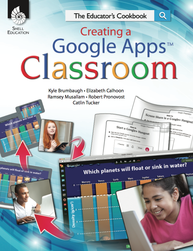 Creating a google apps classroom -- great book and read for educators on  technology in the classroom! 2bae7a4ef4e86