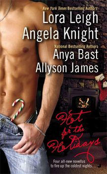 Lora Leigh Breed Series 19 Christmas Kiss Bestselling Author