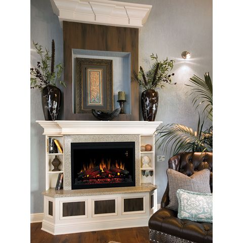 Classicflame 36 In 120v Traditional Builders Box 36eb110 Grt
