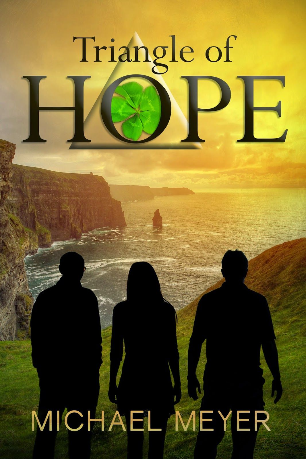 A Girl and Her Kindle: Triangle of Hope by Michael Meyer Review