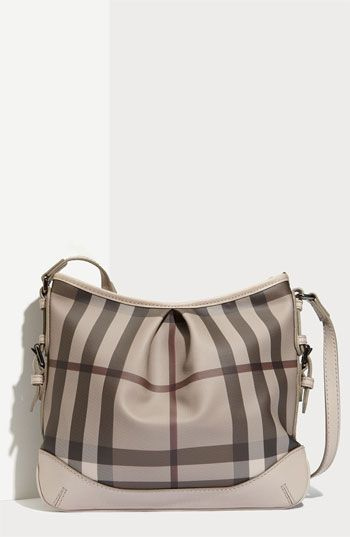 5476b1268b99 Burberry  Smoked Check  Crossbody Bag available at  Nordstrom