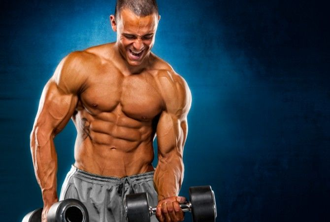 Upper Lower 4 Day Gym Bodybuilding Split Workout Muscle Strength