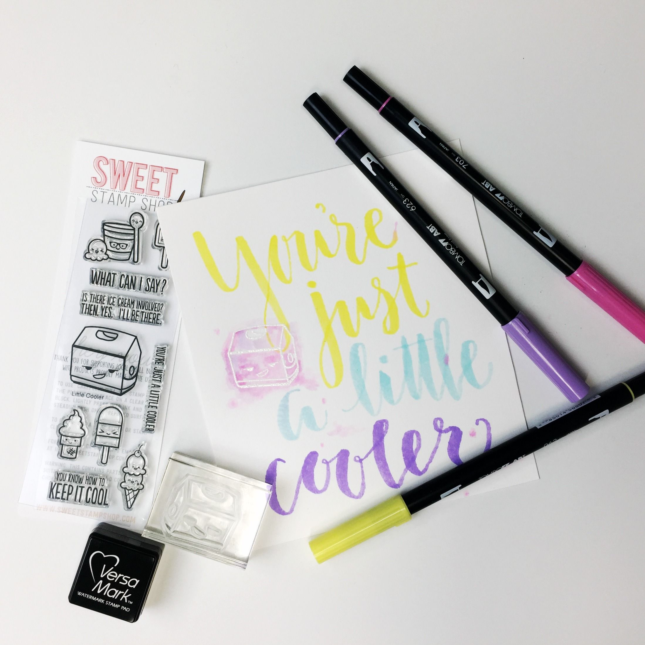 Tombow Color Extravaganza