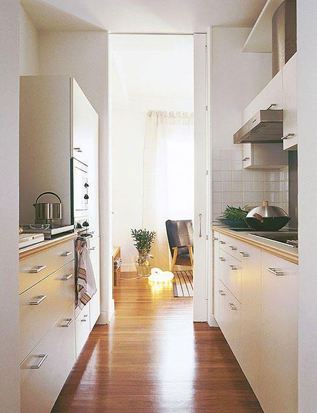 En paralelo decoraci n de comedor cocinas y comedores for Cocinas en paralelo