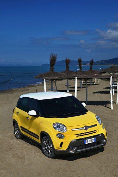 Teste Fiat 500l Trekking E Living Outros Quinhentos