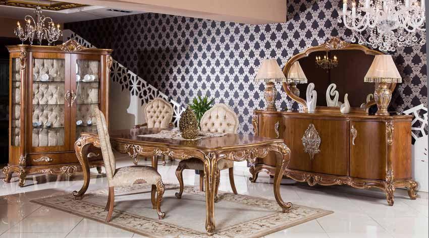 Torres Lks Klasik Yemek Odas Takm YemekOdas DiningRoom Decoration Ev