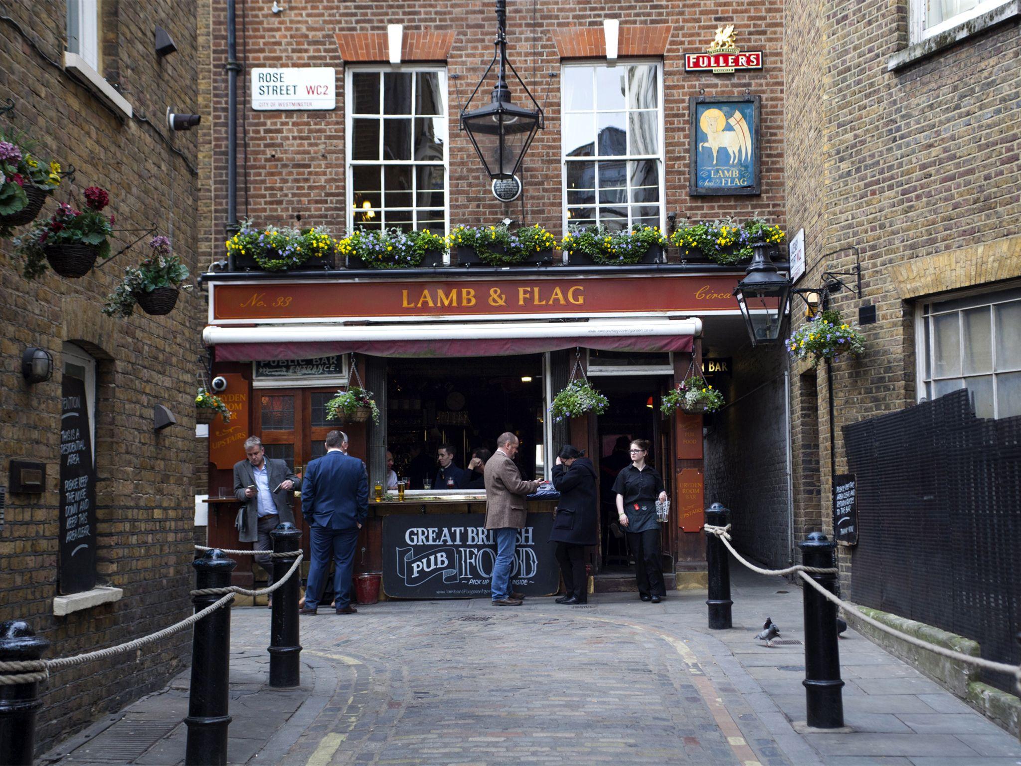 ca54d4ae221a22f1b4dee24dc5b244e4 - Central London Pubs With Beer Gardens