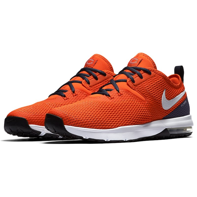Chicago Bears Nike Air Max Typha 2 Shoes – Orange Navy  af754e22f