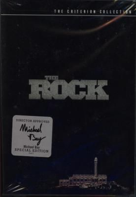 The Rock: Criterion Collection (DVD)