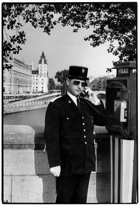 Lagent du service général Paris 1967  Le blog de Philippe Poisson