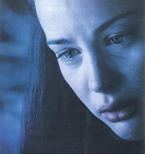 Arwen. Played by the amazing Liv Tyler