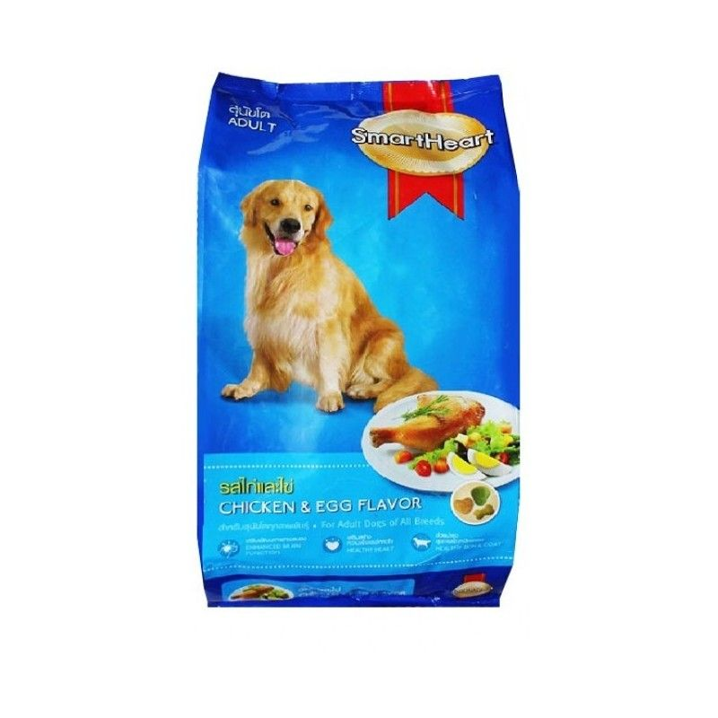 Smartheart Dog Food Is Suitable For Puppy And Small Breed Dogs It