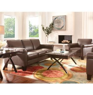Leo Collection | Leather Furniture Sets | Living Rooms ...
