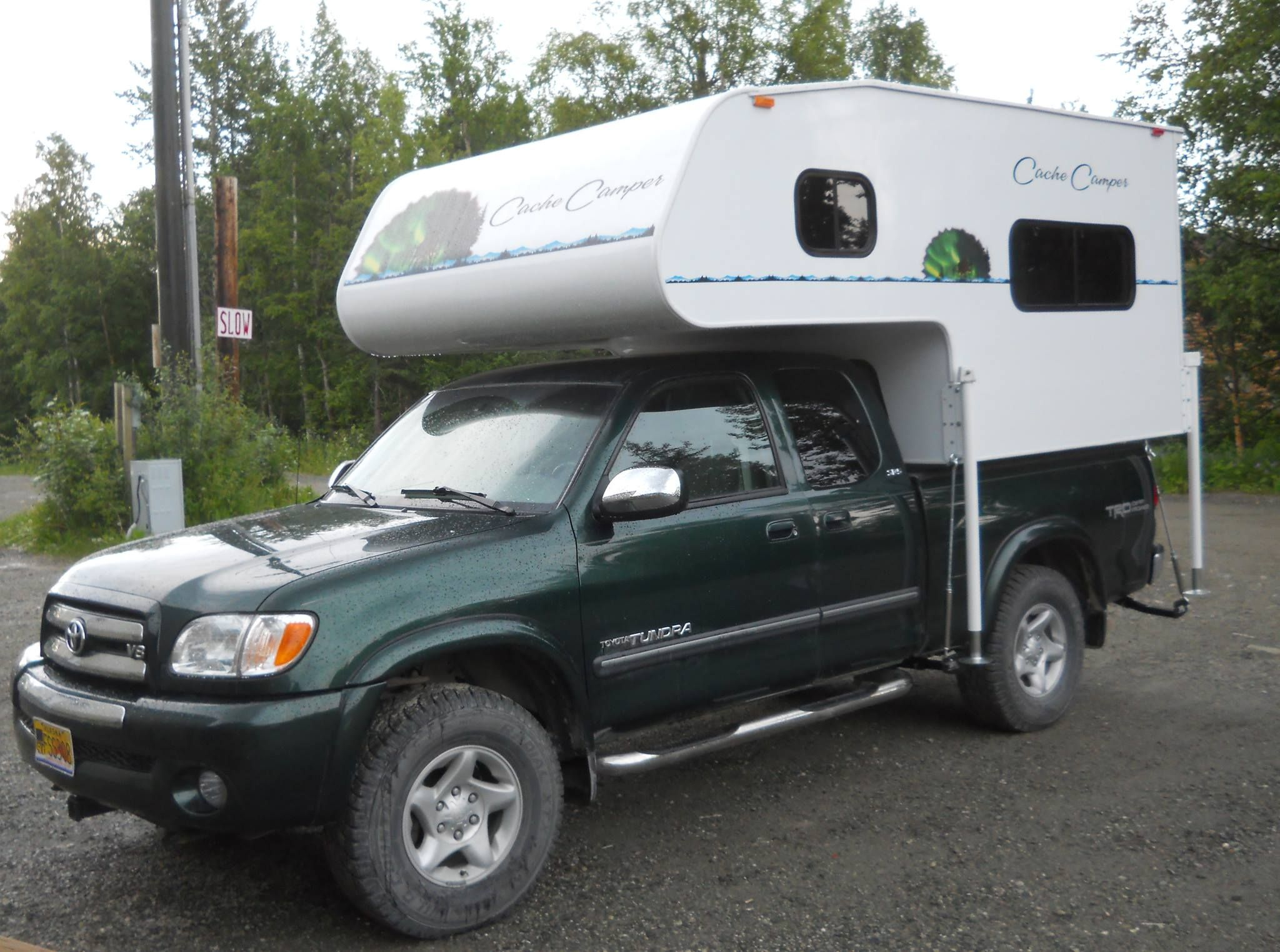 Hard Side Camper Options For Toyota Tundra 2006 Ac Sr5 Trd Page