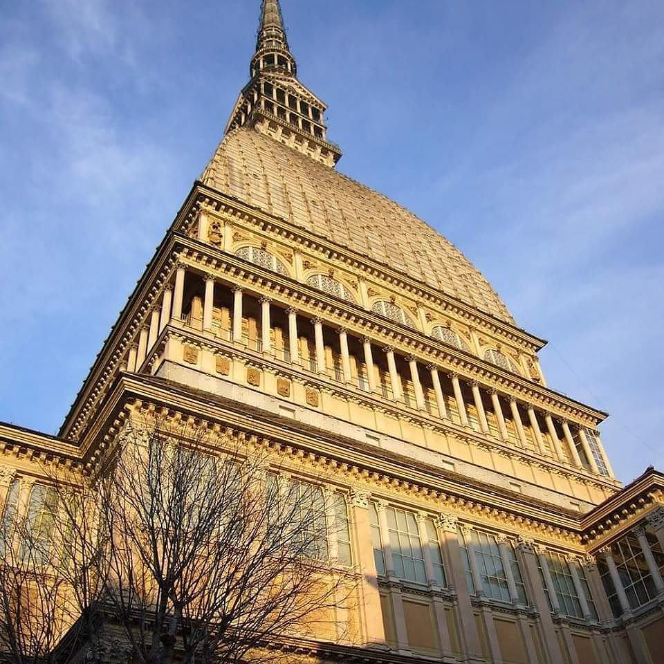 #museummonday the National Museum of #cinema in #turin