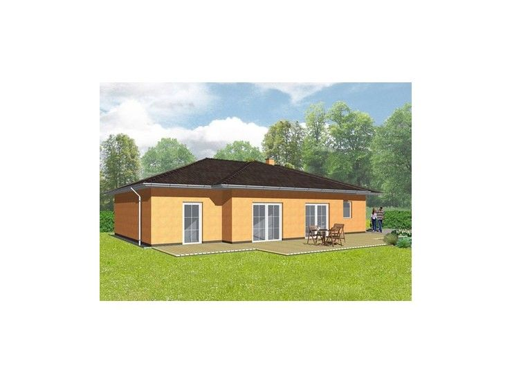 Hausbau modern walmdach  Stefano - #Einfamilienhaus von Hausbau Dannenmann GmbH & Co. KG ...