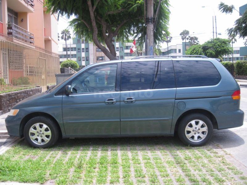 Honda Odyssey 2003 1 1020656 Honda Odyssey Autos Usados Autos