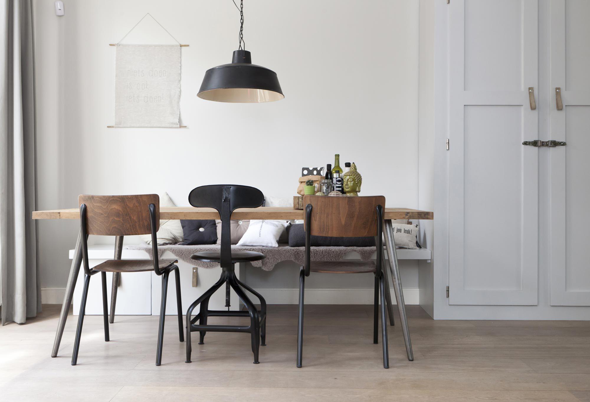 Doe Het Zelf Aflevering 5 Eetkamer Ontwerp Home Deco