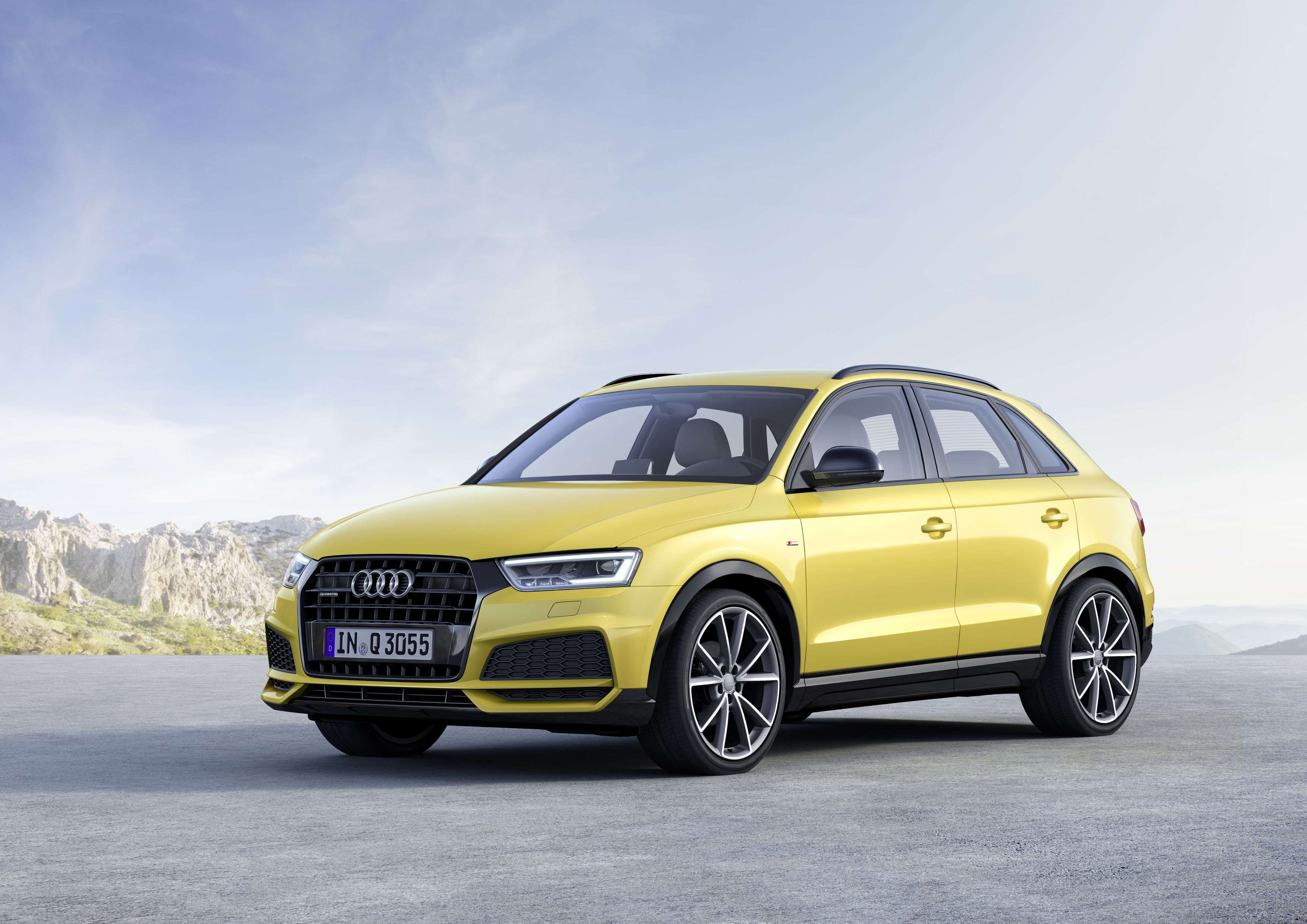 Next Gen Audi Q3 To Be Built On Mqb Gain Plug In Hybrid Variant Audi Q3 Suv Audi