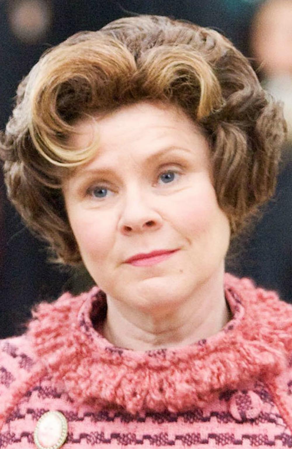 Dolores Umbridge Google Search Dolores Umbridge Harry Potter Umbridge Imelda Staunton