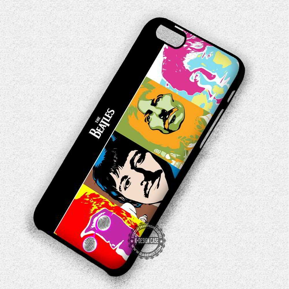 The Beatles Art England - iPhone 7 6S  5C SE Cases & Covers