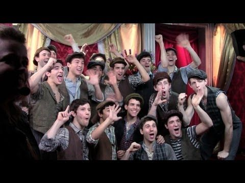 NEWSIES Goes Behind the Scenes of ABC's Dancing with the Stars: All-Stars #dancingwiththestars