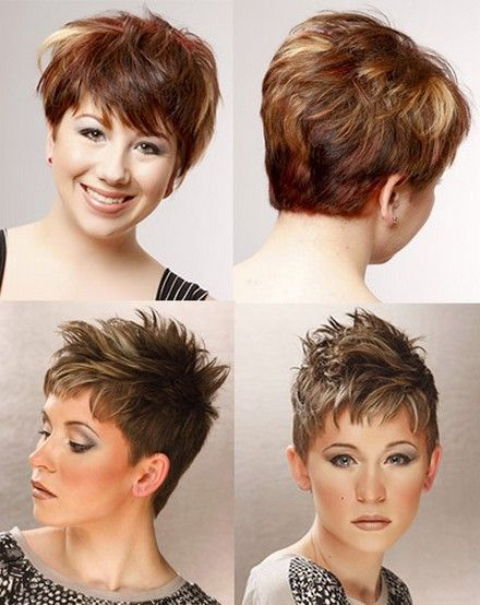 Image Detail for - Easy Woman Short Hairstyles | Etc Fashion Blog ...