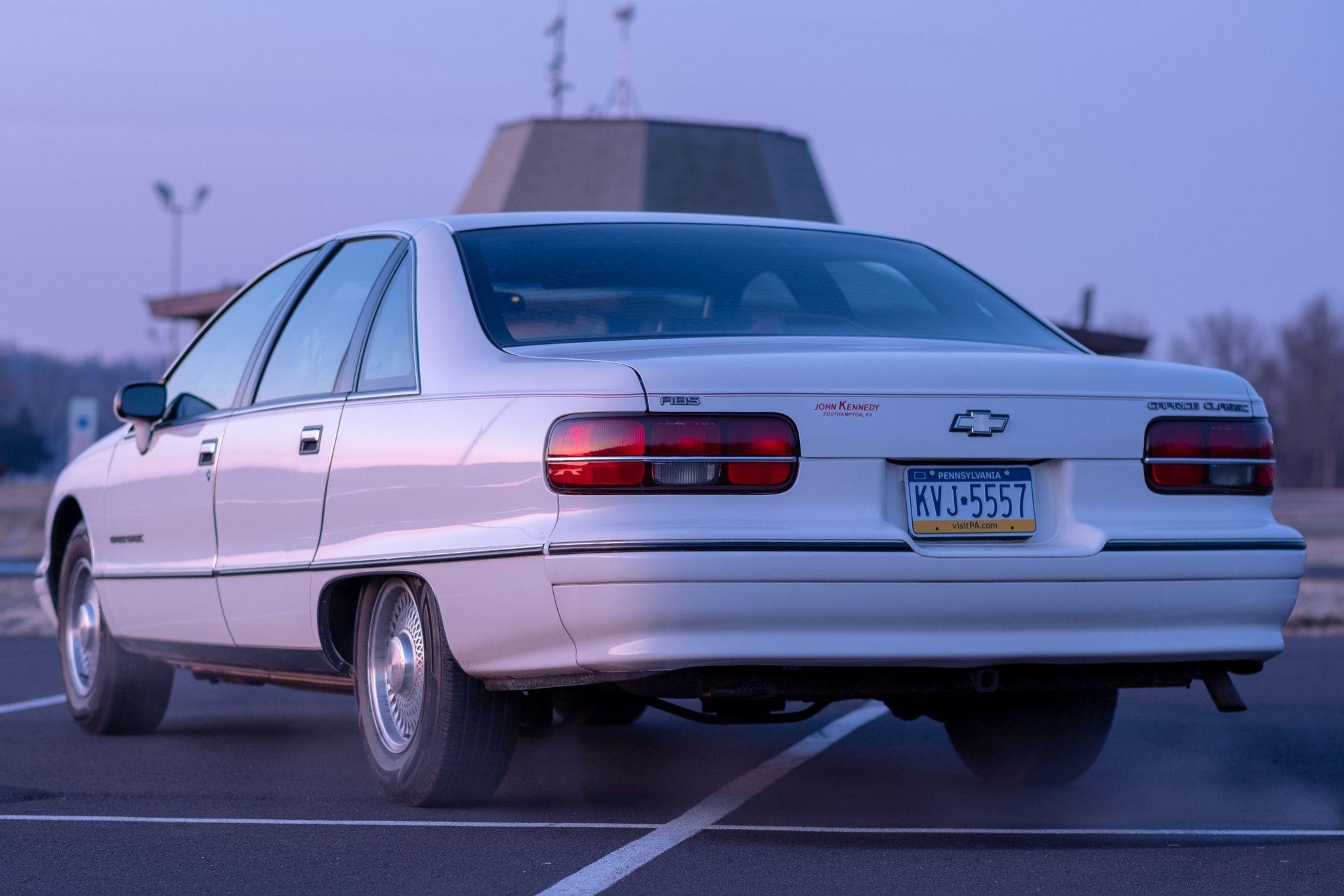 No Reserve 1991 Chevrolet Caprice Classic Chevrolet Caprice Caprice Classic Chevrolet