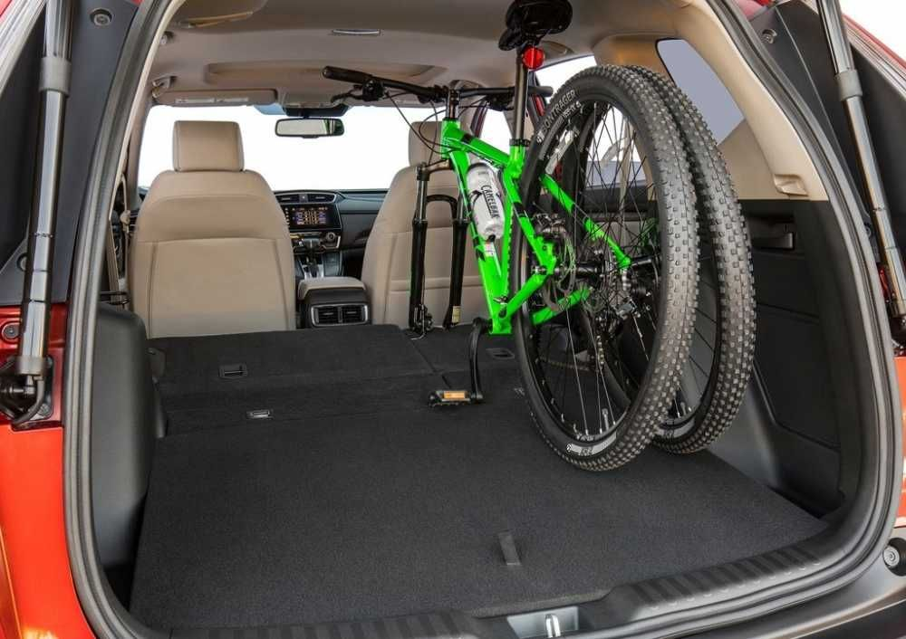 2018 Honda Cr V Cargo Space Honda Cr Honda Cr V