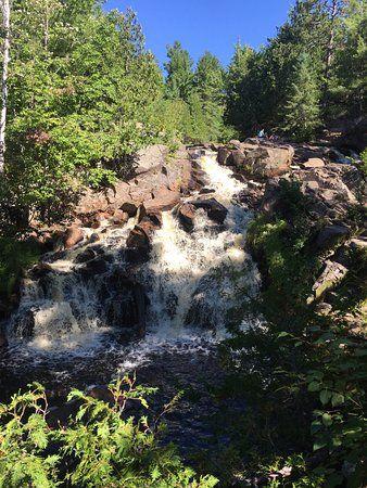 Duchesnay Falls Trails, North Bay