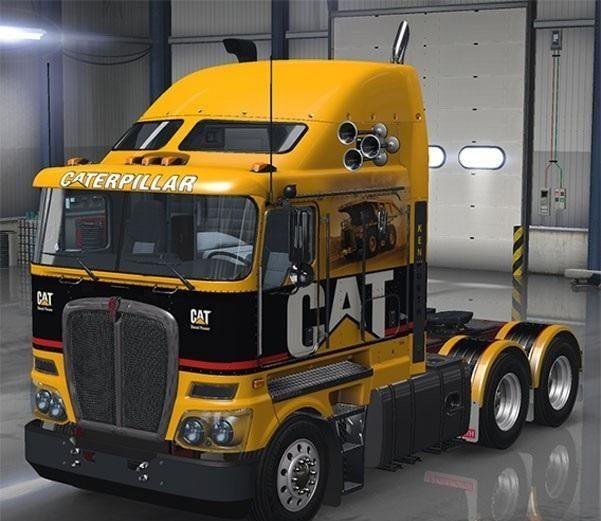 Kenworth K200 V1 Truck American, Kenworth K200 Wiring Diagram Pdf