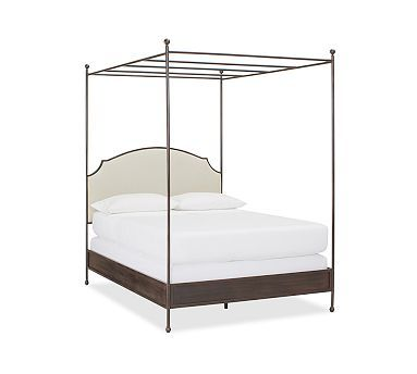Aberdeen Canopy Bed Potterybarn Perfect For Guest Room