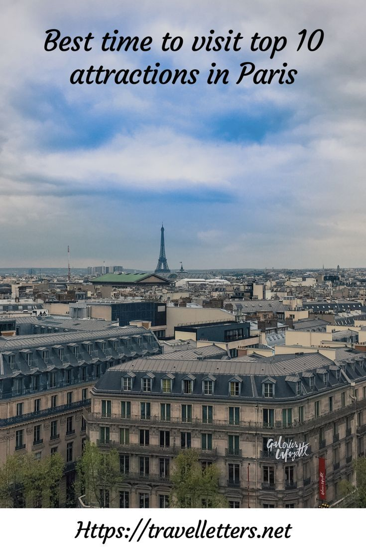best time to visit paris pinterest france city and france travel
