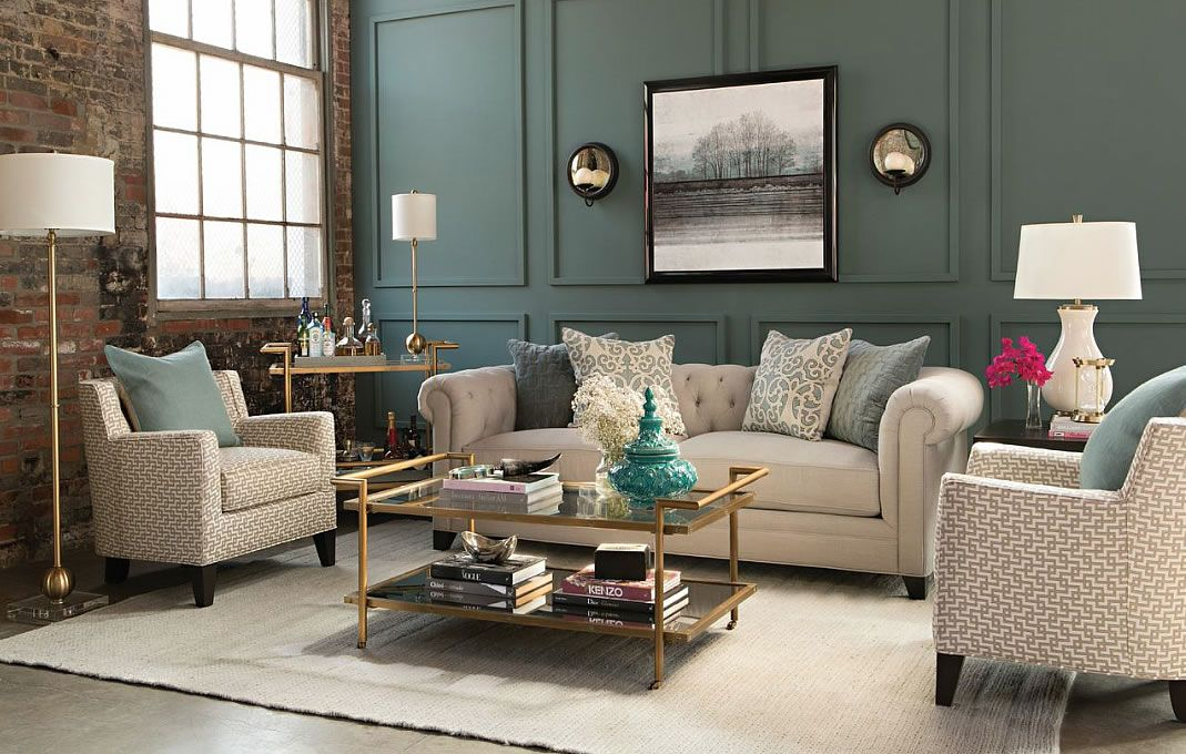 Jeff lewis paint green with envy jeff lewis for Jeff lewis living room designs