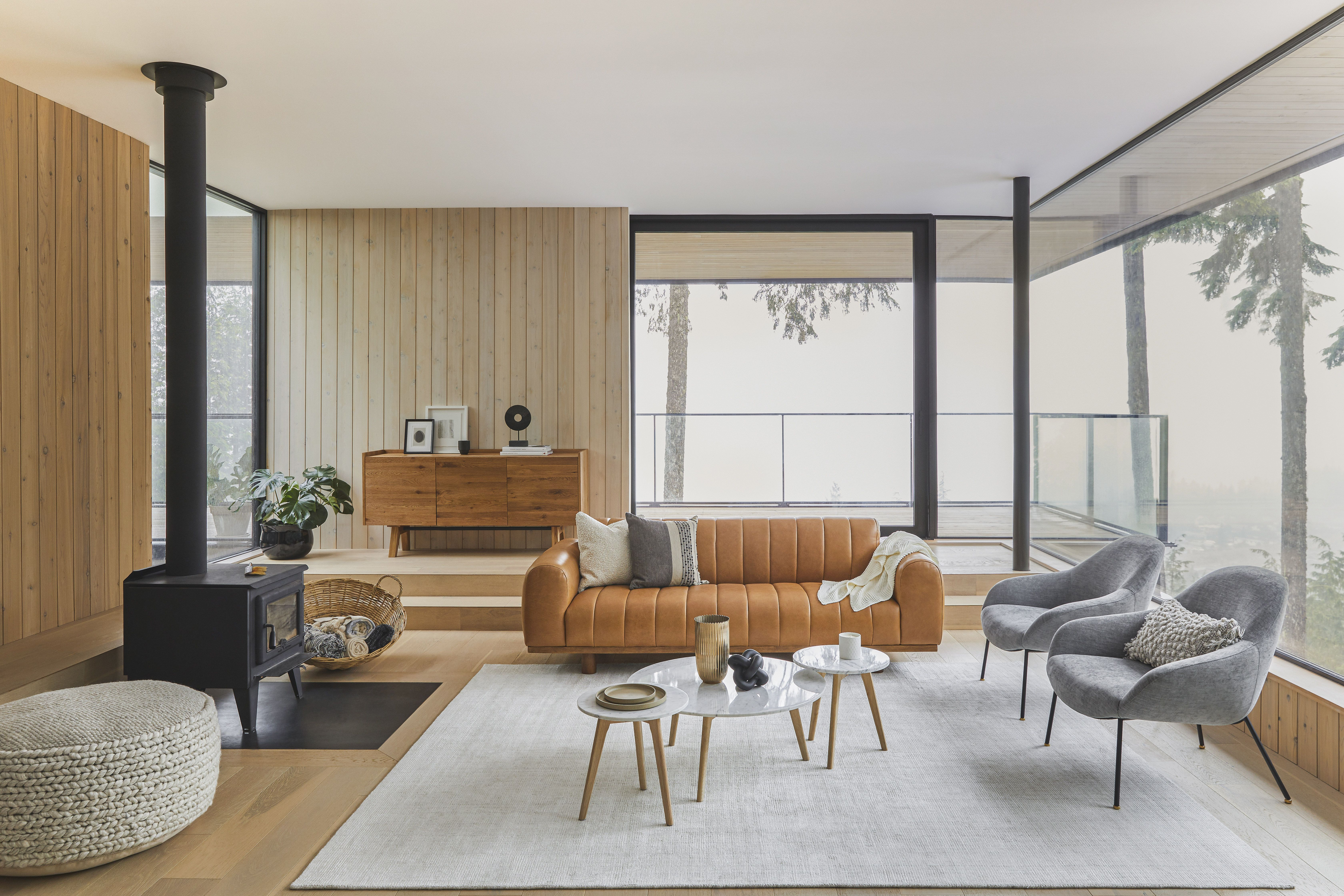 Article Furniture S 2019 Fall Collection Is A Mid Century Modern