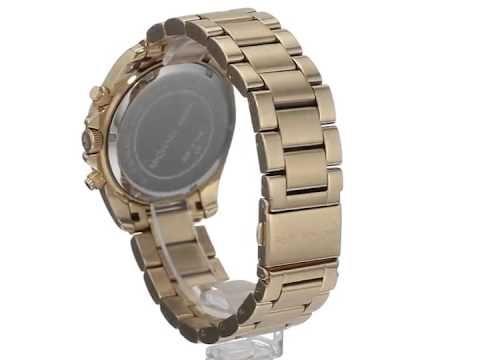 9fccc0e0cb32 Michael Kors Golden Runway Watch with Glitz MK5166 Watches