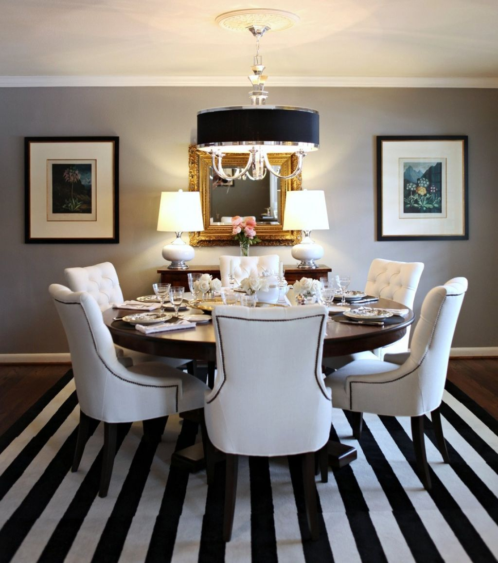 Lavish White Leather Dining Chairs Offering Luxury In A Cool Way