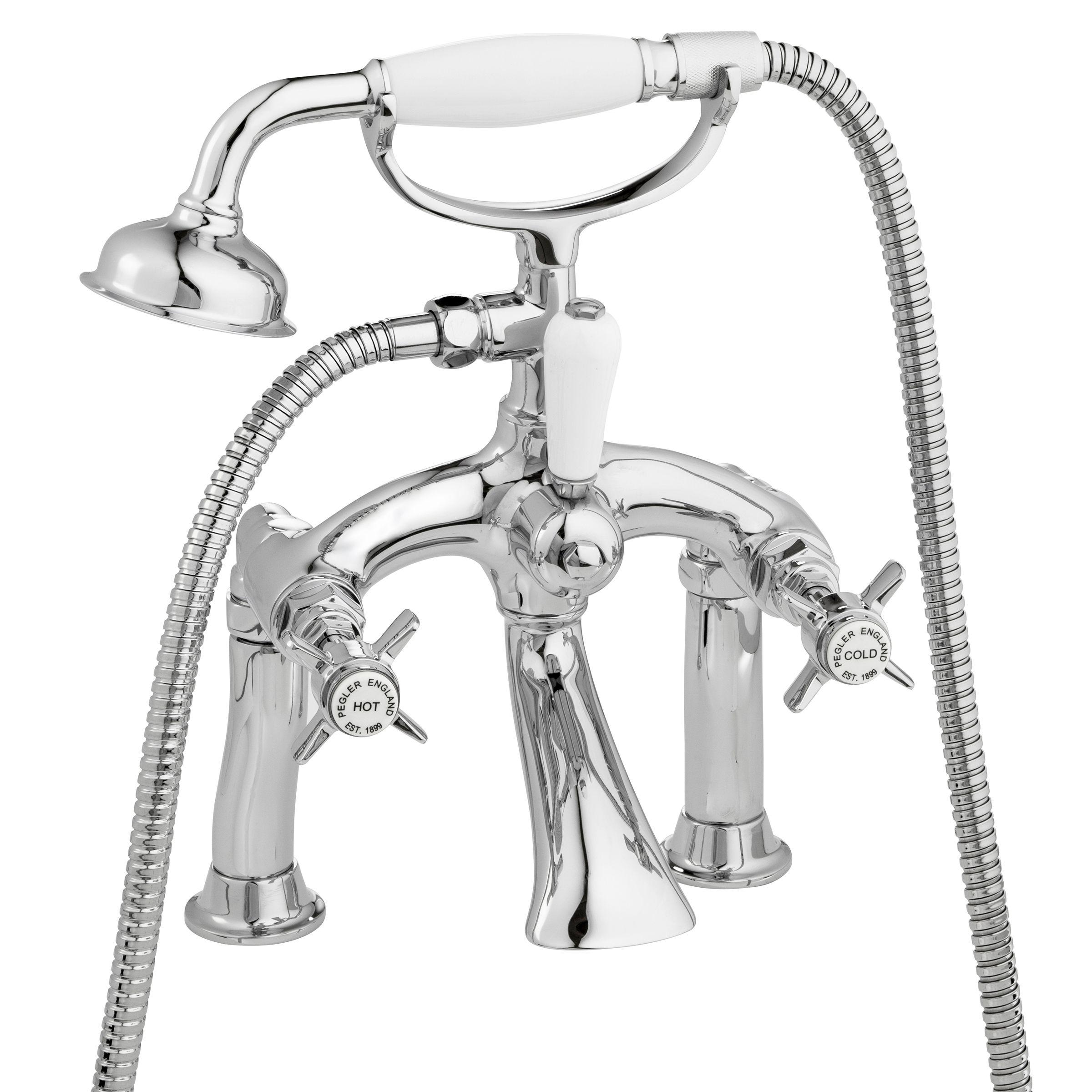 Pegler Sequel Traditional Bathroom Taps   The Bath House ...