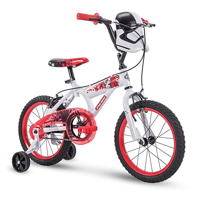 6cb0a7b6dcf30 Huffy Star Wars Boys Bike with Training Wheels Review