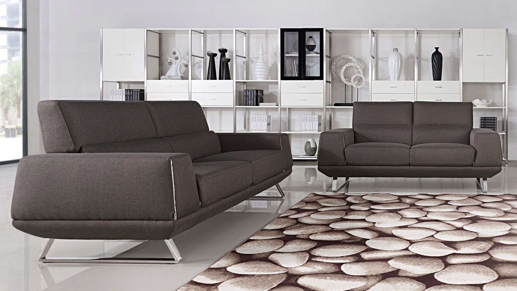 Logan Sofa And Loveseat Set Sofa And Loveseat Set Modern Fabric Sofa Modern Sofa Sectional